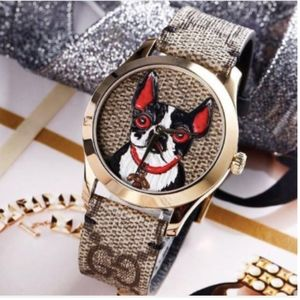 Boston Terrier watch LIMITED EDITION COLLECTOR
